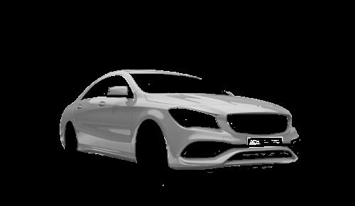 Цвета кузова CLA-Class (C117)