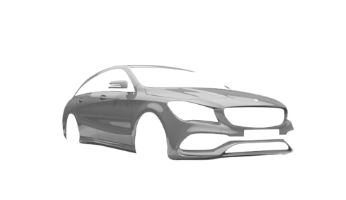 Цвета кузова CLA Shooting Brake (X117)